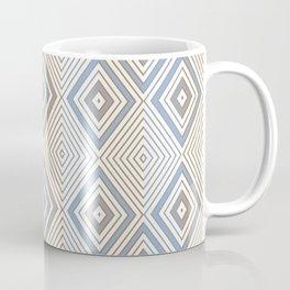 Bauhaus Geometric Coffee Mug