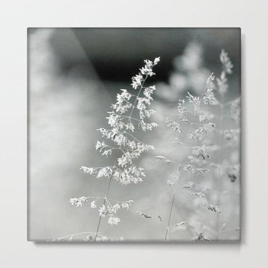 in the wind Metal Print