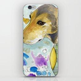 Wesley Seahorse iPhone Skin