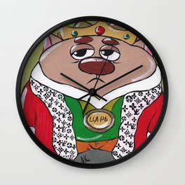 The Hippolyte cat Part#21 Wall Clock