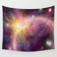 Nebula VI Wall Tapestry