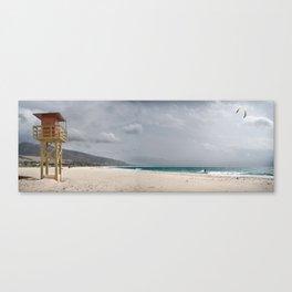 Los LAnces beach, Tarifa Canvas Print