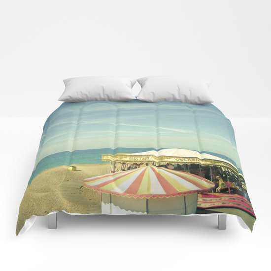 Fair by the Sea Comforters