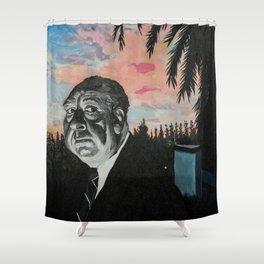 BEYOND FEAR Shower Curtain