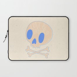 Love and Honor Laptop Sleeve