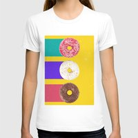 donuts T-shirts featuring Donuts by Danny Ivan