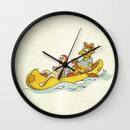 Paaaaartner! Wall Clock