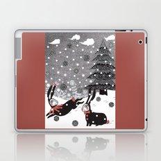 Snow Carnival Laptop & iPad Skin