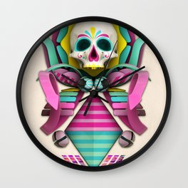 BeautifulDecay Wall Clock