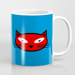 Orange Kitty Coffee Mug