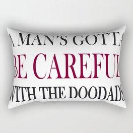Doodads Rectangular Pillow