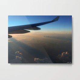 Aerial image VIII Metal Print