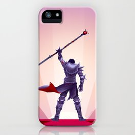 Champion of Kirkwall iPhone Case