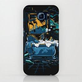 Midnight Crisis iPhone Case