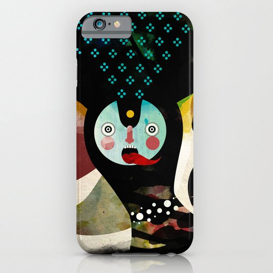 Duality - Muxxi X Alvaro Tapia iPhone & iPod Case