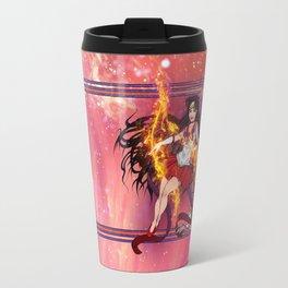 Sailor Mars  Travel Mug