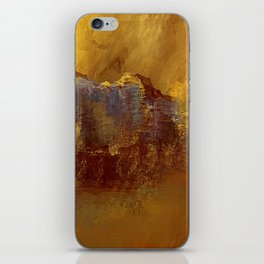 City Impressionism by the Bay iPhone Skin
