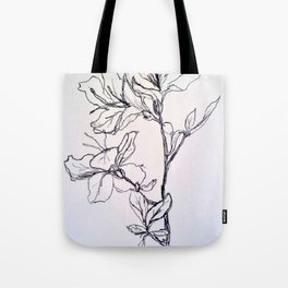 Frantic Energy Tote Bag