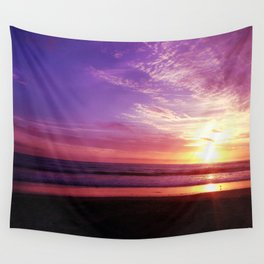 Purple Daze Wall Tapestry
