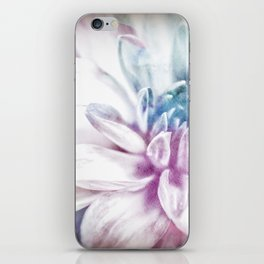 water color flower iPhone Skin