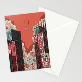 Dream - Free Fall Stationery Cards