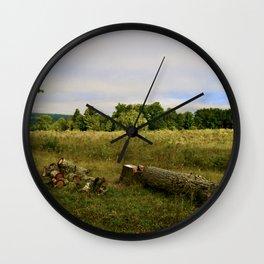 Gatehouse & Lenape Wall Clock