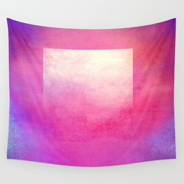 Square Composition I Wall Tapestry