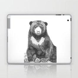 Malayan Sun Bear (Beruang Madu) Laptop & iPad Skin