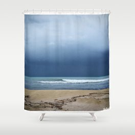 Maybe Not The Best Weather? Shower Curtain