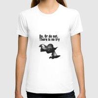 yoda T-shirts featuring yoda by muffa