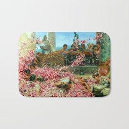Lawrence Alma-Tadema The Roses of Heliogabalus Bath Mat