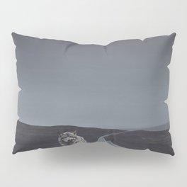 Road Wolf Pillow Sham