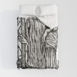 John Bauer Trollörten Comforters