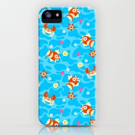 Bubble Beach iPhone Case