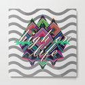 High on Life & Festival Vibes Tribal Pattern by andwomandesign