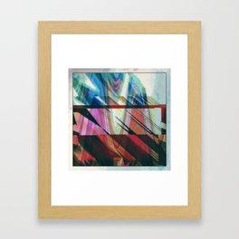 Digital.wav Framed Art Print