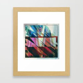 Digital.wav Framed Art Print