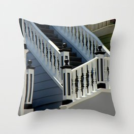 A Brand New Me Throw Pillow