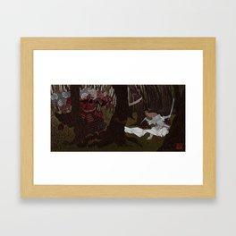 Snow White and the Huntsman Framed Art Print