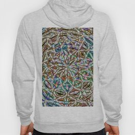 Branch Out Abstraction Hoody