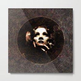 Marlene II Metal Print