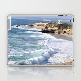BOYS ON A ROCK 2 Laptop & iPad Skin