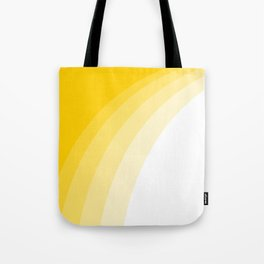Yellow Lemon Sorbet #yellow #fresh #spring #minimal #art #design #kirovair #buyart #decor #home Tote Bag