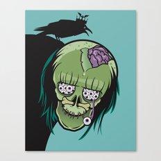 20 Eyes in my Head Canvas Print
