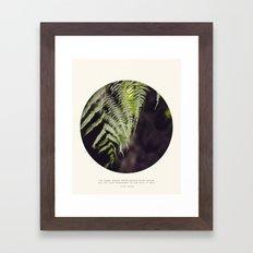 Rearranged  Framed Art Print