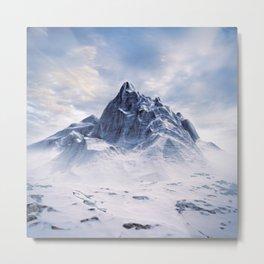 Climb Every Mountain Metal Print
