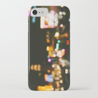 las vegas iPhone & iPod Cases featuring Las Vegas by Alden Terry