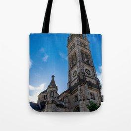Stuttgart : Matthäuskirche Tote Bag