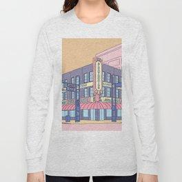North Center Street - Reno, USA Long Sleeve T-shirt