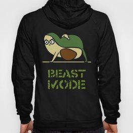 Beast Mode Avocado Hoody
